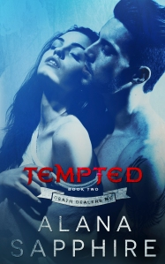 TEMPTED ALANA SAPPHIRE AMAZON KINDLE EBOOK COVER