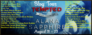 TEMPTED by Alana Sapphire